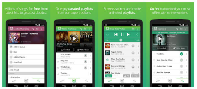 Saavn adds 8 lakh songs from international artists to