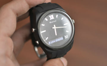 Martian Notifier Smartwatch Digit