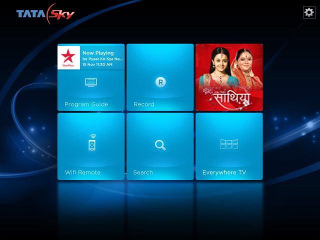 All Of The Live Forever | Tata Sky Ios Remote