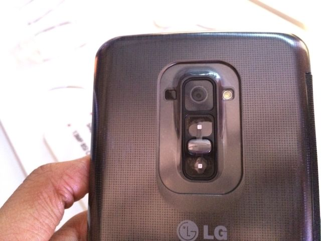 First Impressions: LG G Flex, the smartphone with a curved ...