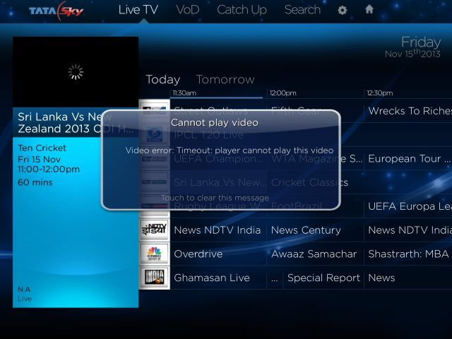 Tested: Tata Sky Everywhere TV app to stream live TV on