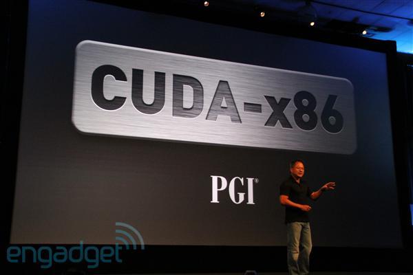 Nvidia CUDA x86