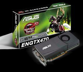 Asus ENGTX470 Series Drivers Windows