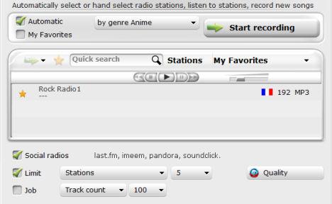 AudialsOne Radio
