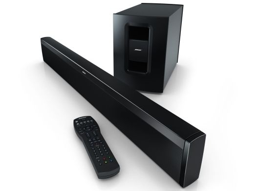 bose introduces its first ever soundbar home theater. Black Bedroom Furniture Sets. Home Design Ideas