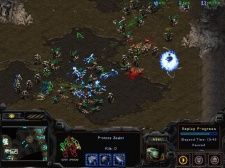 Hydralsisk were a staple in StarCraft while playing against Protosss