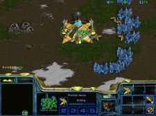 Brood Wars - Mineral collection done by Protoss Probes