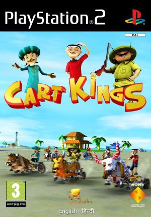 Sony Launches Cart Kings For Ps2 And Psp Featuring Tinkle