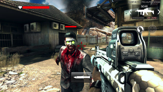 The 10 best First Person Shooter (FPS) games for Android