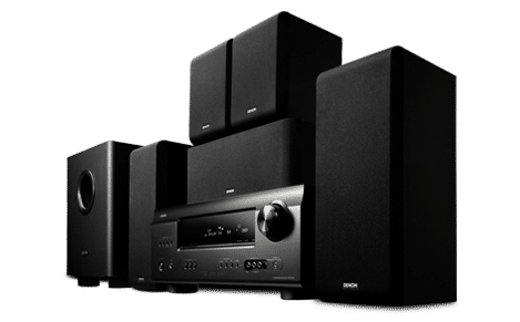 Denon Dht 1311xp Home Theater Excellent Bang For That