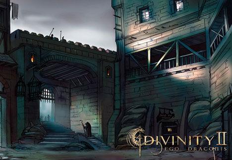 Divinity II: Ego Draconis