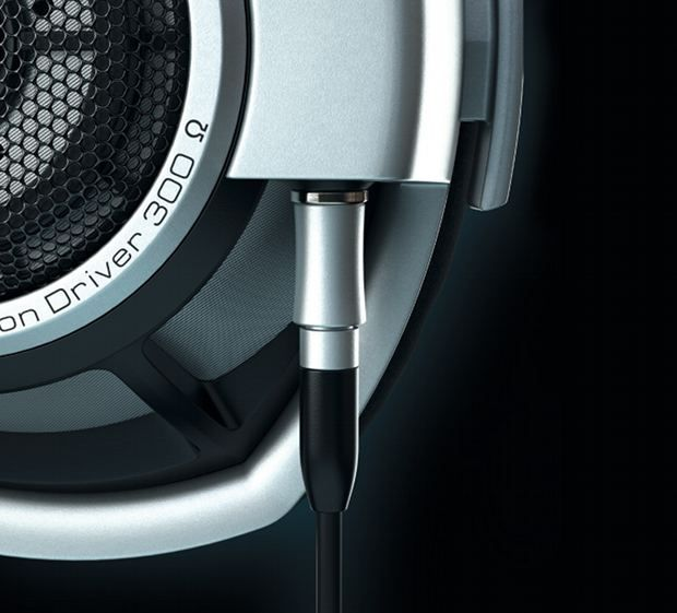 Sennheiser HD 800 removable cables