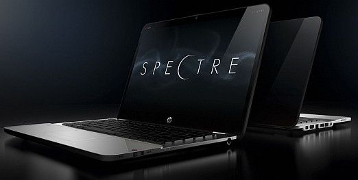 HP unveils its first Ultrabook, the HP Envy 14 Spectre ...