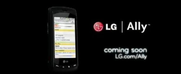 LG Ally screenshot 2
