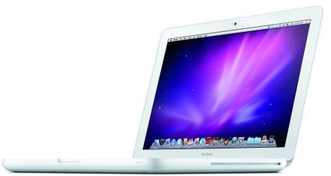 Apple new unibody plastic MacBook