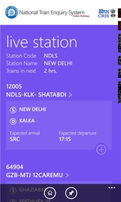 National Train Enquiry System App Launched For Windows Phone