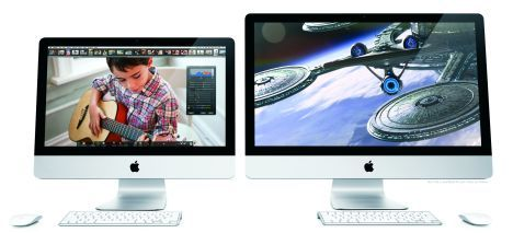 Apple iMac 21.5-inch and 27-inch