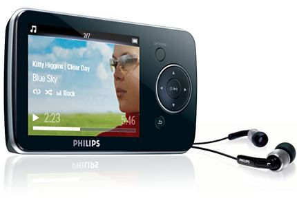 Philips GoGear Opus