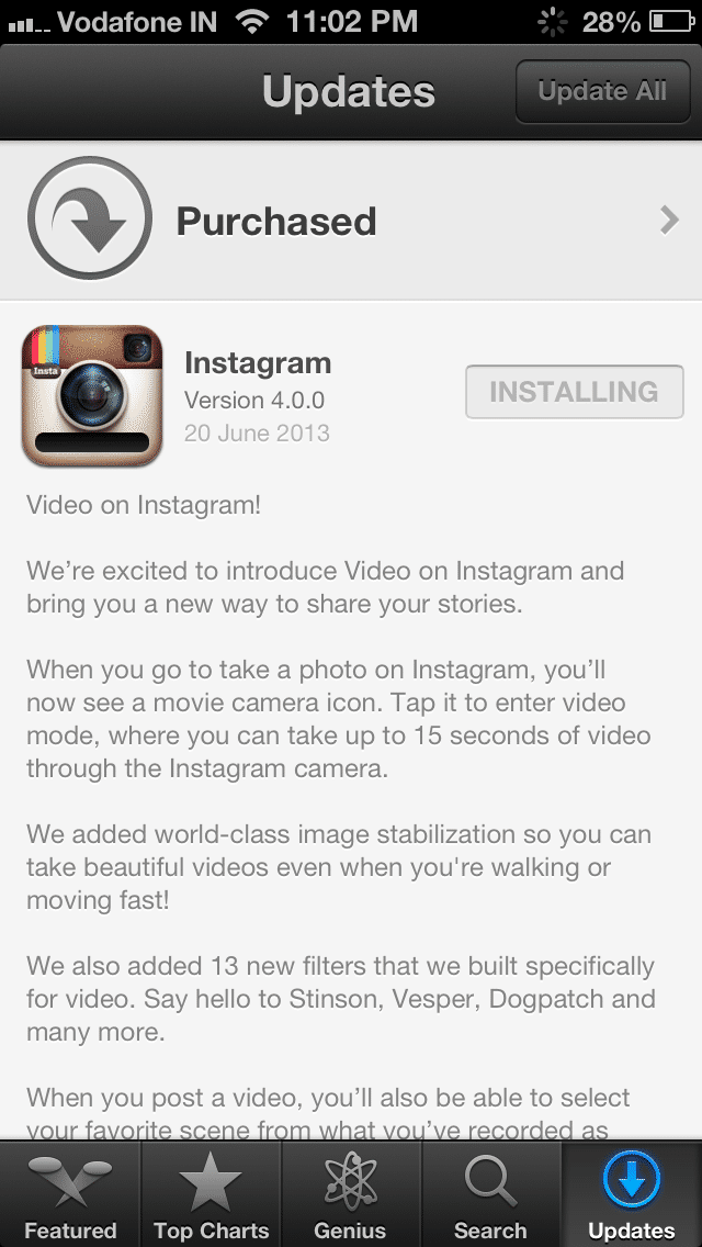 Video on Instagram goes Live; we go hands-on with the update | Digit.in