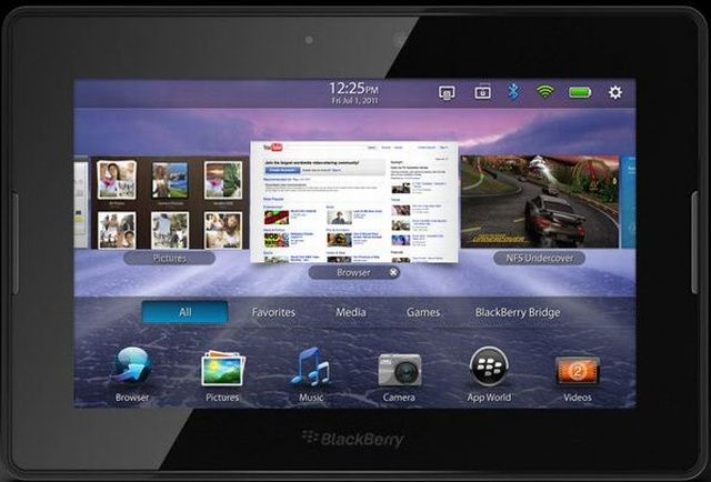 BlackBerry Playbook 32GB Review