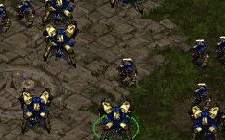 StarCraft 2: Wings of Liberty Protoss race