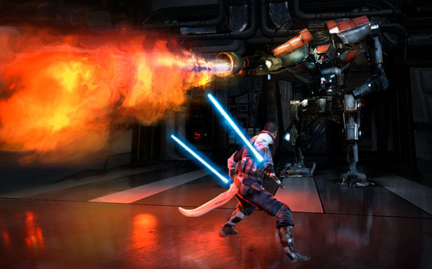 Star Wars: The Force Unleased 2