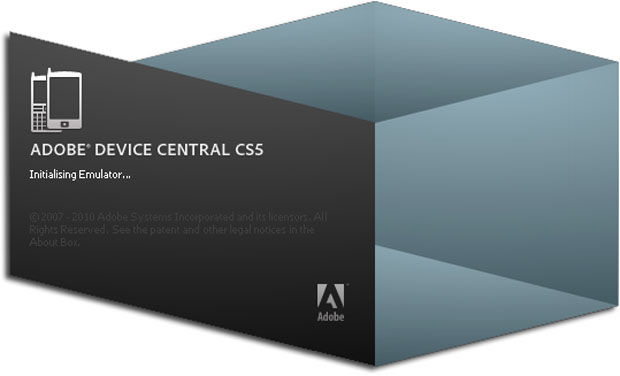 Adobe device central cs5 update