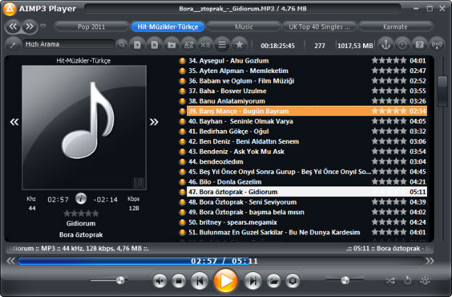 5 Great Free Alternatives To Winamp Digit In