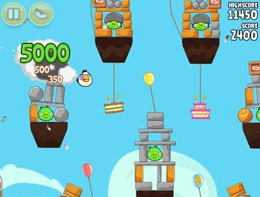 Angry Birds named most downloaded paid app of 2011 | Digit