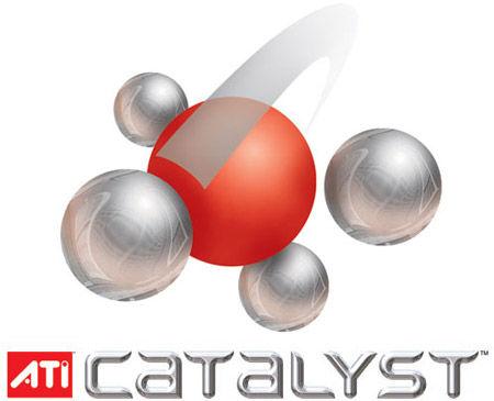 ATI Catalyst logo
