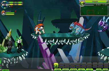 Cartoon Network launches its second MMO game - Ben 10
