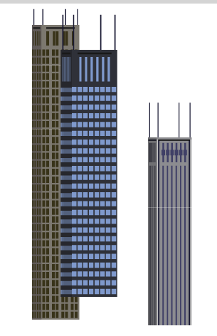 buildings with deco tool