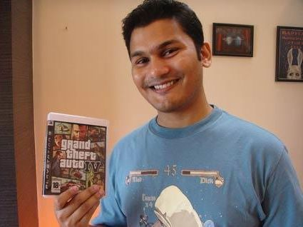 Indian Gamer Sets World Record For Longest Gta4 Session