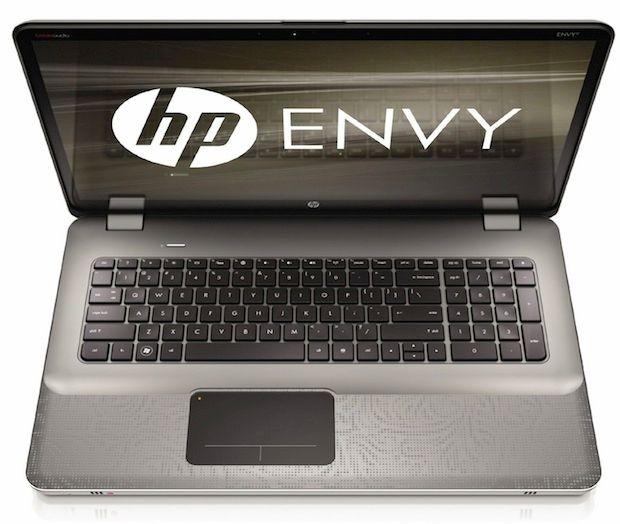 HP Envy 3D 17