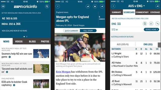 Best IPL apps for Android, iOS and Windows Phone