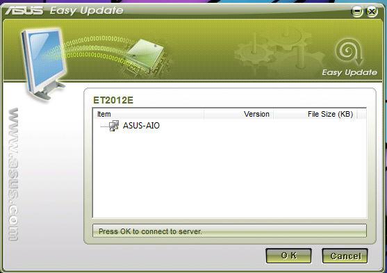 ASUS ET2012IGTS AIO: ASUS Tools | Digit