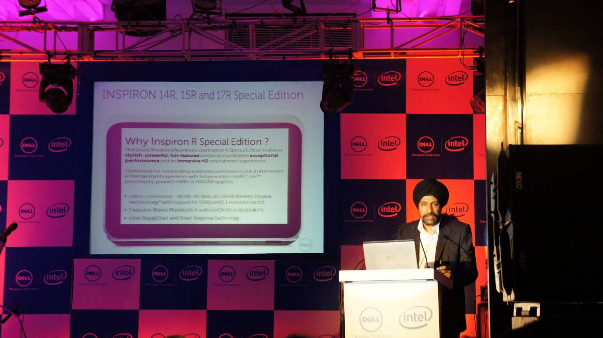Dell India unveils new Inspiron range, including mainstream