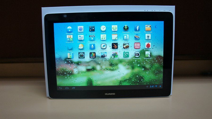 Huawei mediapad 10 link review for Table th link