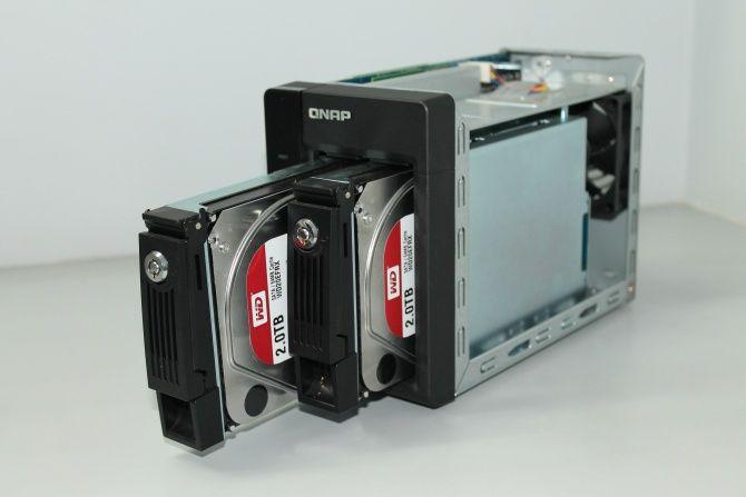 QNAP TS-269 Pro TurboNAS Review