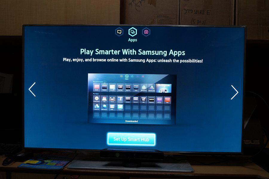 Samsung 7500 Smart TV (UA46F7500) Review