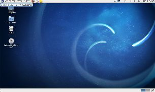 Fedora 13 screenshot