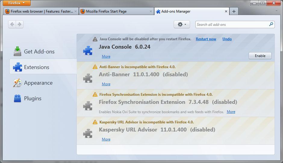 Mozilla Firefox 4 Review