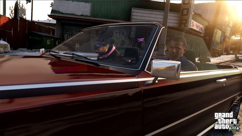 Gta V New Screenshots Epic Fan Made Trailer And Pc