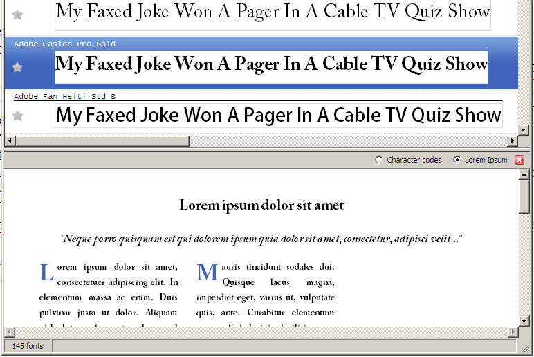 findthatfont preview addon