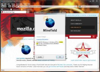 Firefox 64-bit nightly