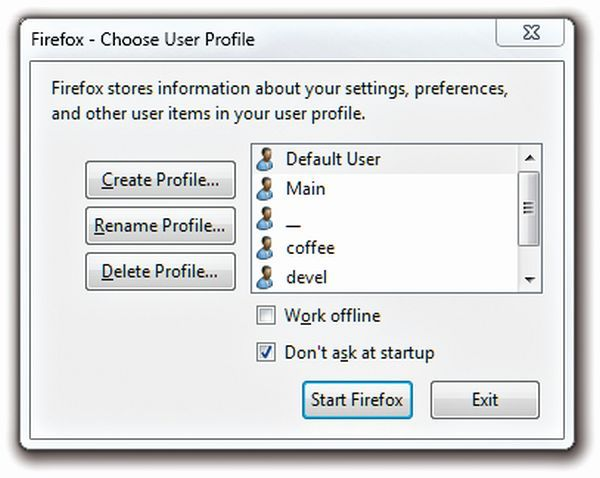 How to manage your Firefox profiles | Digit