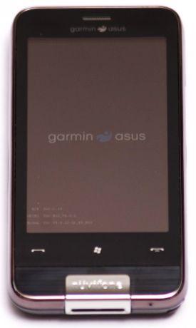 Garmin-Asus Nuvifone M10