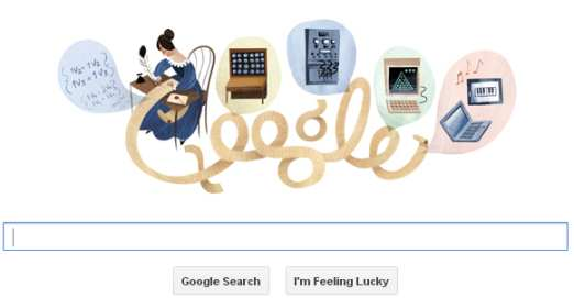 Google doodle on Ada Lovelace's 197 birthday shows history of computers