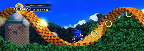 called Sonic the Hedgehog 4: Episode 1