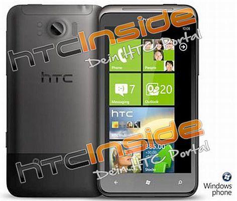 HTC Eternity pics leak, showing Windows Phone 7.1 Mango ...